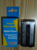 Vezi produsul Digital Power NP-F770 / NP-F750 SONY 4800 mAh INFOLITHIUM BATTERY in magazinul westbuy.ro