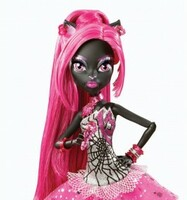 Vezi produsul Papusa Catty Noir - Monster High in magazinul ookee.ro