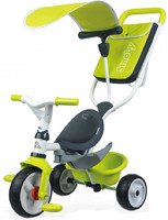 Vezi produsul Tricicleta Smoby Baby Balade green in magazinul jucariafavorita.ro