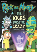 Vezi produsul The Ricks Must Be Crazy: Rick and Morty Multiverse in magazinul redgoblin.ro