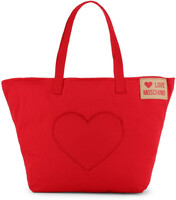 Vezi produsul Geanta Love Moschino Red Heart in magazinul tagshop.ro