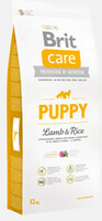 Vezi produsul Brit Care Puppy Lamb and Rice 12 kg in magazinul shop.perfectpet.ro
