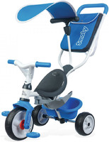 Vezi produsul Tricicleta Smoby Baby Balade blue in magazinul jucariafavorita.ro
