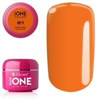 Vezi produsul Gel UV Color Base One 5g Orange-nectar-81 in magazinul baseone.ro